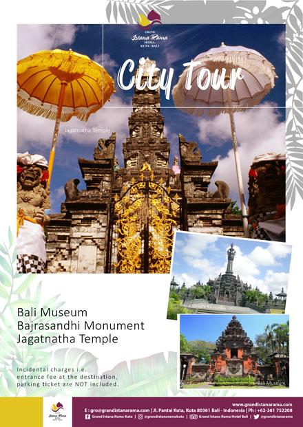 Grand Istana Rama Hotel-Transportation Promo-Tour City